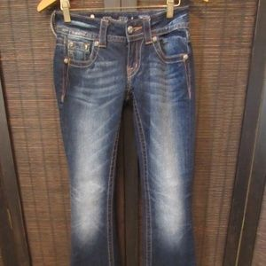 Miss Me Women's Boot Cut Jeans Size 25 or Size 0